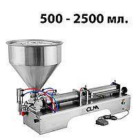 Дозатор поршневой для пастообразных PPF-2500