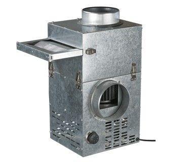 Каминный вентилятор ВЕНТС КАМ 125 Каминный вентилятор ВЕНТС КАМ 125 (ФФК)