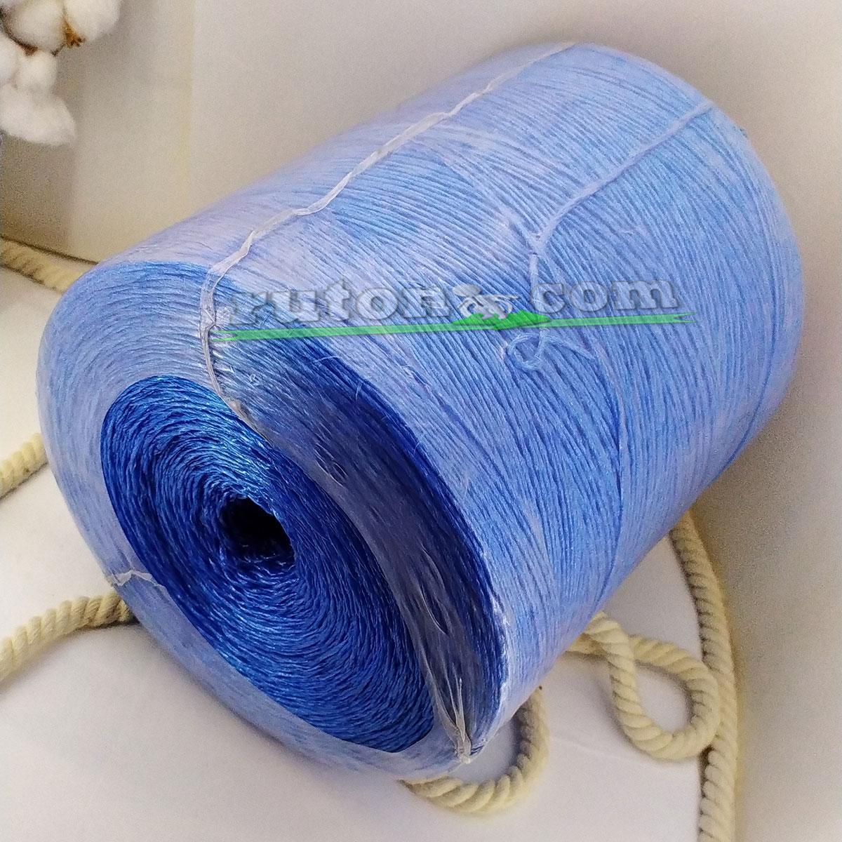Шпагат веревка, подвязочная нить 4 кг. - 6000 м