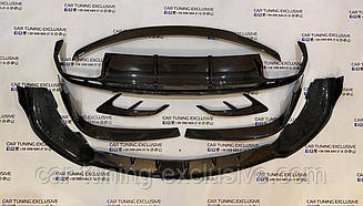 BRABUS Body kit for Mercedes S-class coupe 2014 / cabriolet C217 2014