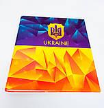 Папка с зажимом Clipboard, А4, 25 мм, полноцветная, PP-покрытие, фото 8