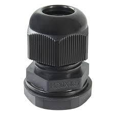 Ввод кабельный IP68 M50 (черный) Haupa