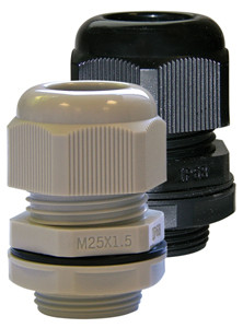 Ввод кабельный IP68 M63 (черный) Haupa