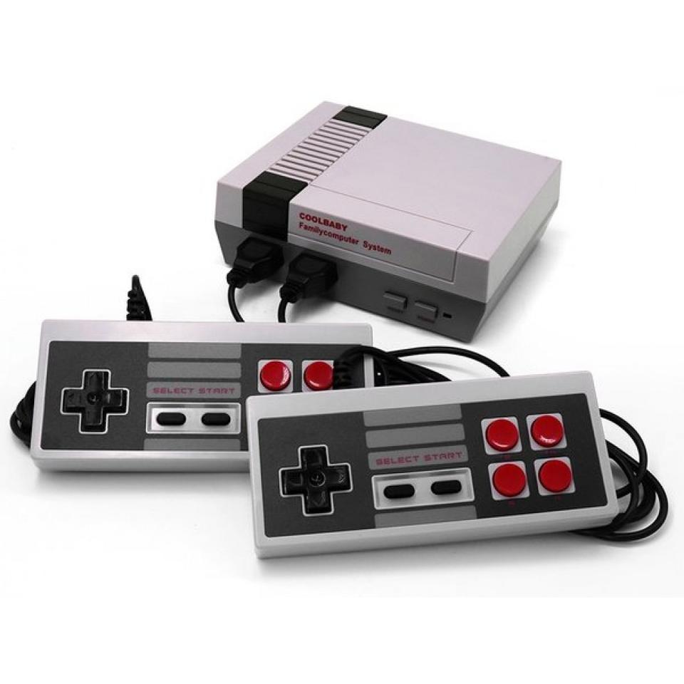 Ігрова консоль Mini Game Console 1000 Ігор ( на 2 джойстика)
