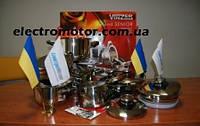 Набор посуды Vinzer  Grand Senior 69023 (89023)