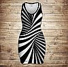 Платье-майка 3D-Vizual