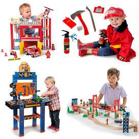 Игровые наборы для мальчиков