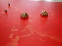 """Украшение """"шип-пирамидка"""" 10 мм (1000 штук)"""