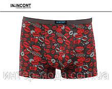 Подростковые стрейчевые шорты на мальчика Марка «IN.INCONT» Арт.9608