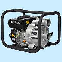 Мотопомпа для грязной воды HYUNDAI HYT 80 (55 м³/час)