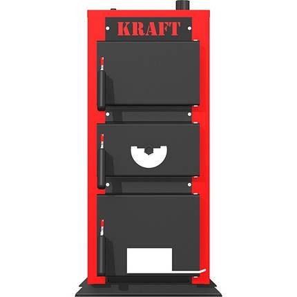 Kraft K 24 (механика) твердотопливный котел, фото 2