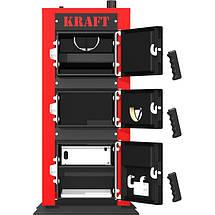 Kraft K 24 (механика) твердотопливный котел, фото 3