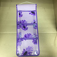 Органайзер подвесной на 3 кармана 45х18 см