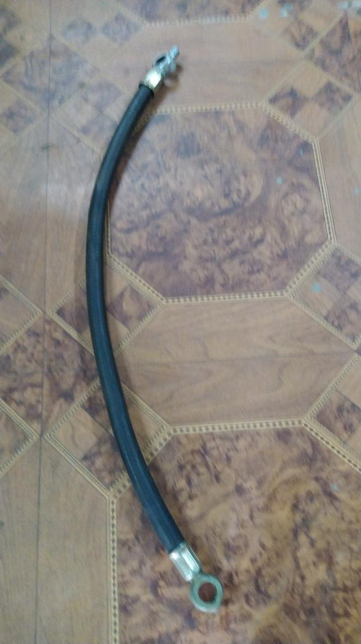 Трубка Д144 від фільтра грубої очистки до подкачивающему насосу Д144-1104660Б