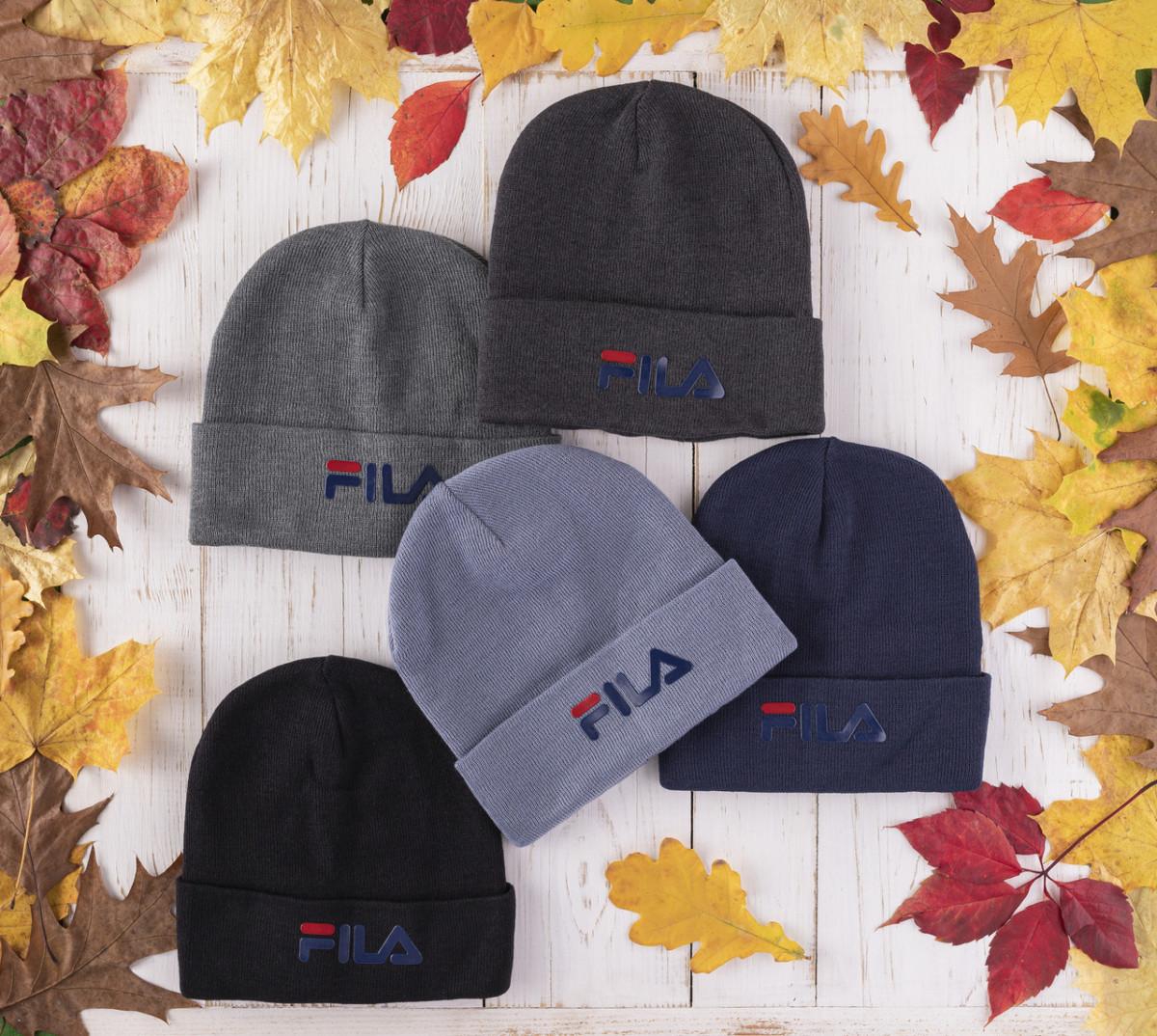 Модна шапка на зиму для хлопчика - Артикул 2535 оптом