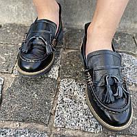 Детские туфли для мальчика размеры: 34-21.7см; 35-22.3см;