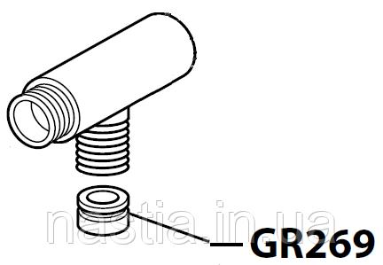 GR269 Ущільнювач тефлоновий(у кран пару), Grimac