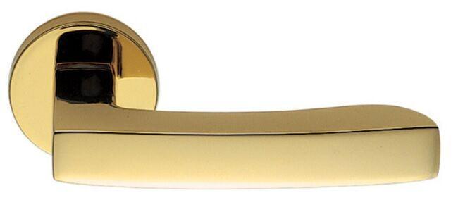 Дверная ручка Colombo Design Viola полированная латунь.