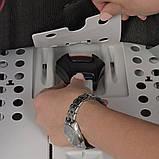 Детское автокресло с системой Isofix от рождения до 12 лет, El Camino I-TRUST ME 1081 GRAY серый, фото 6