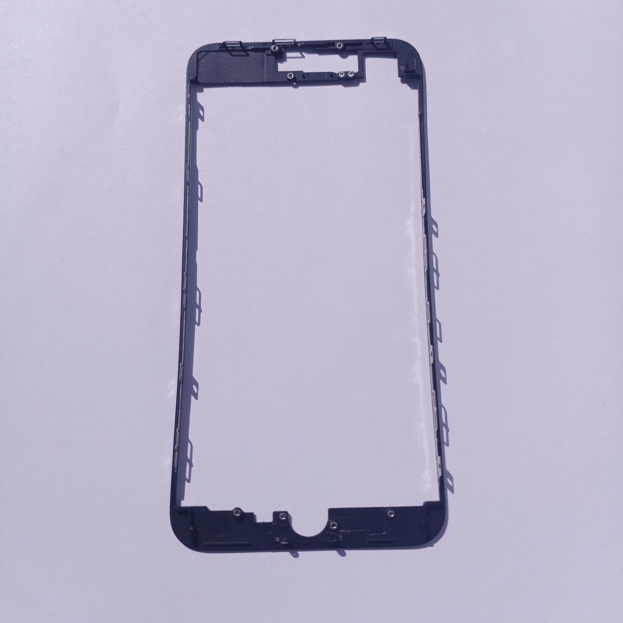 Рамка кріплення дисплейного модуля Apple iPhone 7 Plus Black