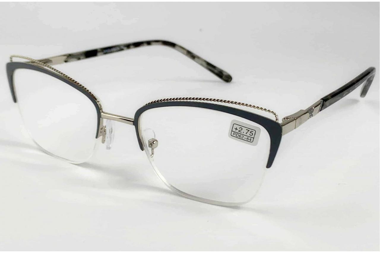 Жіночі готові окуляри (+2.0)