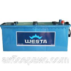 Акумулятор автомобільний Westa 6CT-140 Аз Standard
