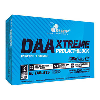 Д-аспаргиновая кислота (DAA)