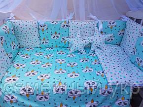 Детское постельное белье в кроватку ТМ Bonna, фото 2