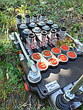 Гидрораспределитель моноблочный 4P80 с электроклапанами 24, фото 4
