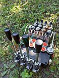 Гидрораспределитель моноблочный 4P80 с электроклапанами 24, фото 6
