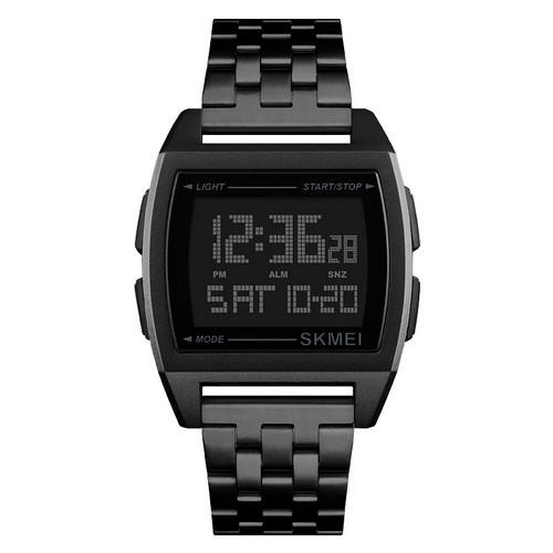 Часы наручные оригинал Skmei 1368 Black