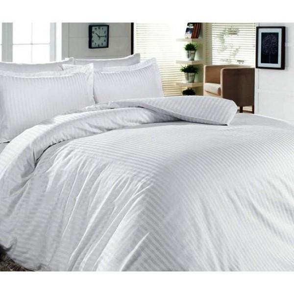 Комплект постельного белья сатин 1.5-спальный 160 x 215 Кондор (235457)