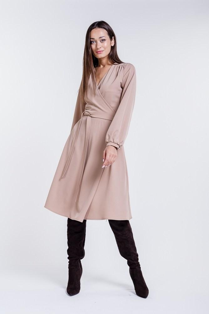 Жіноче плаття на запах
