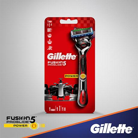 Станок Gillette Fusion ProGlide Power Flexball 1 картридж 01473