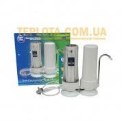 Проточный бытовой фильтр для воды Aquafilter FHCTF2 (двухступенчатый, надмоечный)