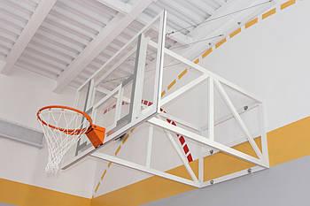Ферма крепления для щита баскетбольного FIBA фиксированная 1200 мм