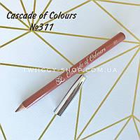 Карандаш для губ Cascade of Colours 311, фото 1