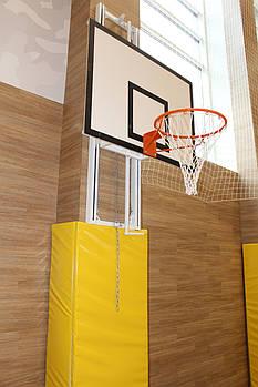 Ферма крепления для щита баскетбольного регулируемая