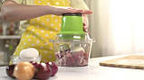 Универсальный измельчитель vegetable mixer grant   блендер Молния, фото 3