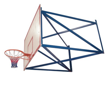 Фермы крепления баскетбольных щитов
