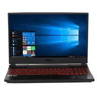 """MSI GL65 Leopard 10SDR-221 15.6"""" Gaming Laptop Computer - Black - (GL65 LEOPARD 10)"""