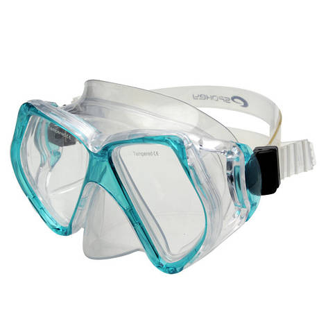 Маска для плавания Spokey Natator 84006 (original), маска для ныряния, очки-маска, для взрослых, фото 2