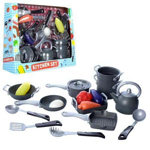 Игровой набор посуды Kitchen Set LN783C
