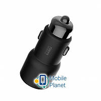 АЗУ Xiaomi Car Charger FM Transmitter with Bluetooth Roidmi 3S 2USB Black