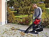 Садовый пылесос Einhell GC-EL 2600 E, фото 3