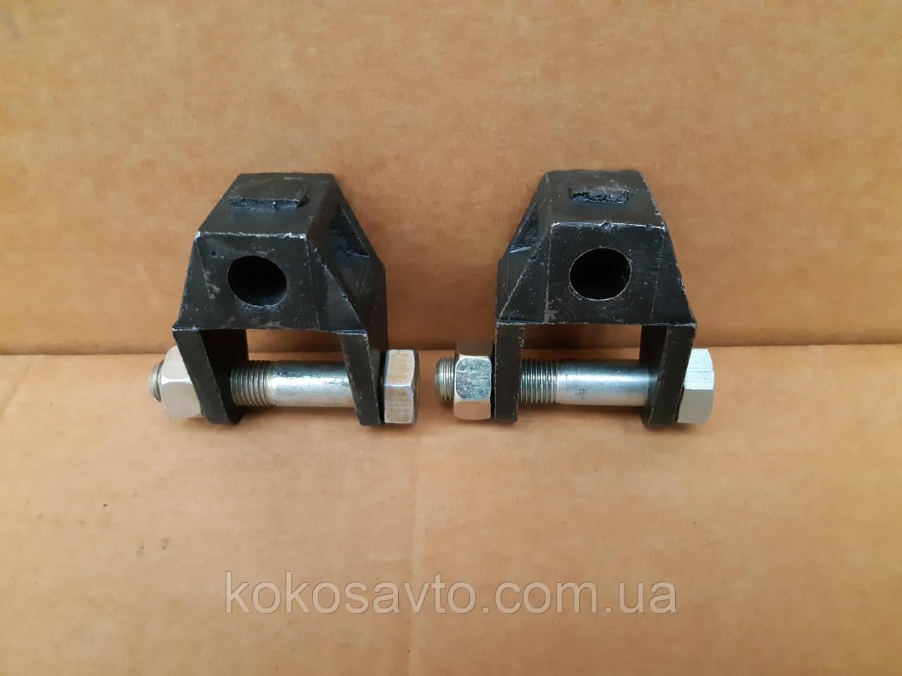 Проставки задних амортизаторов Гольф 4 для увеличения клиренса