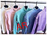 Жіночий светр/джемпер під горло (в кольорах), фото 2