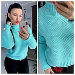 Жіночий светр/джемпер під горло (в кольорах), фото 6