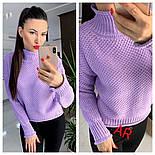 Жіночий светр/джемпер під горло (в кольорах), фото 8