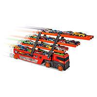 Трейлер Автовоз Хот Вилс на 50 машин Hot Wheels Mega Hauler Mattel GHR48